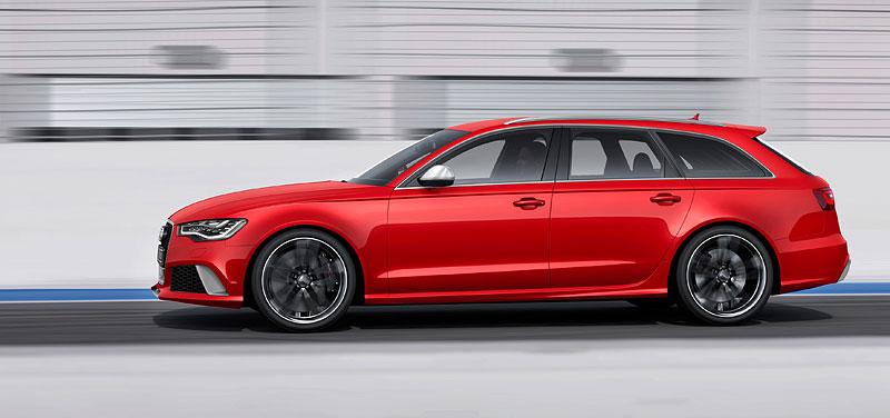 Audi připravuje ještě výkonnější verzi RS 6 Avant Plus: - fotka 10