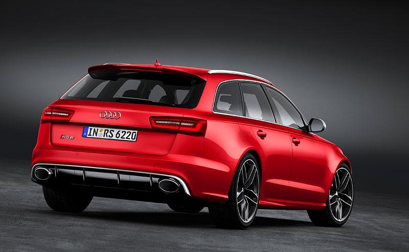 Audi připravuje ještě výkonnější verzi RS 6 Avant Plus: - fotka 11