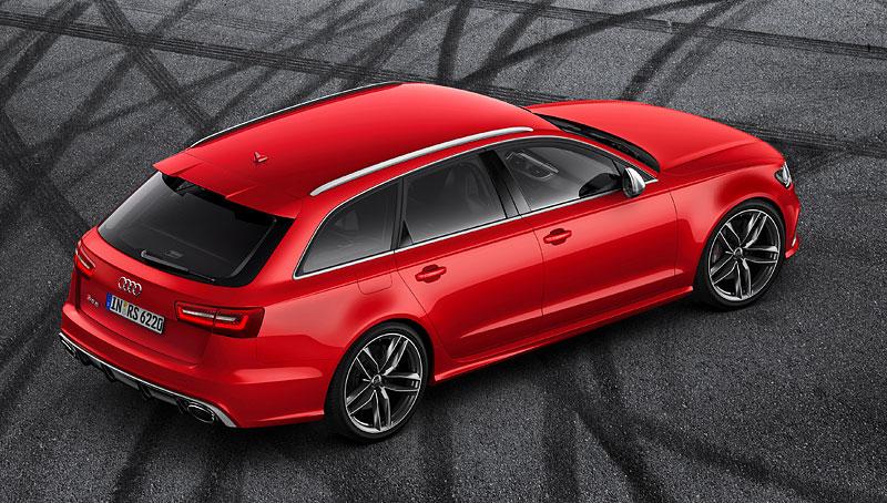 Audi připravuje ještě výkonnější verzi RS 6 Avant Plus: - fotka 13