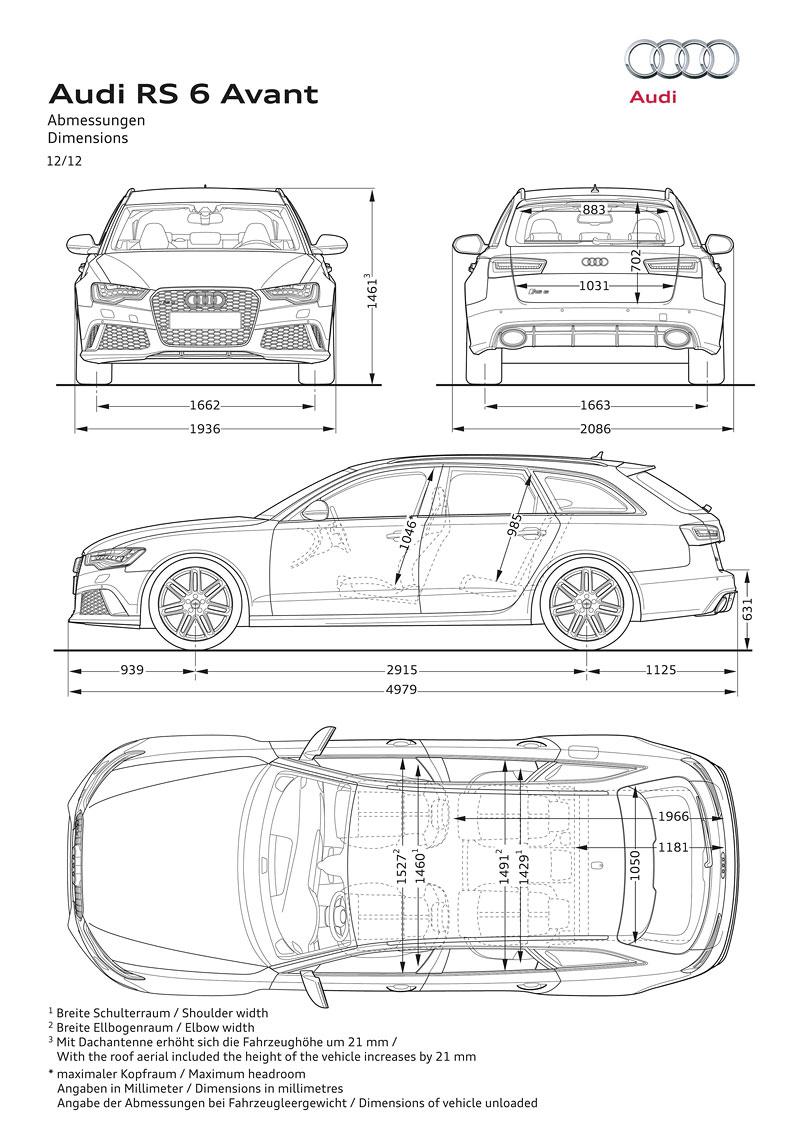Audi připravuje ještě výkonnější verzi RS 6 Avant Plus: - fotka 17