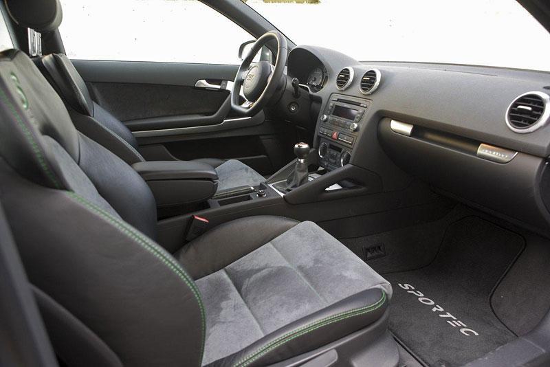 Sportec: 323 koní nejen pro Audi S3: - fotka 2