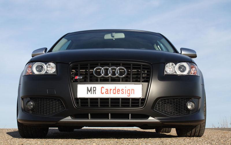 Audi S3 Black Performance Edition: 337 koní od MR Car Design: - fotka 1