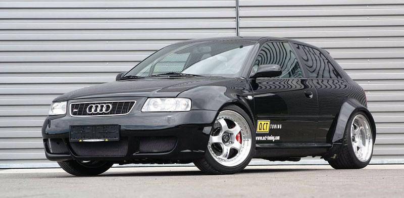 O.CT Audi S3 RWD s výkonem 550 koní!: - fotka 5