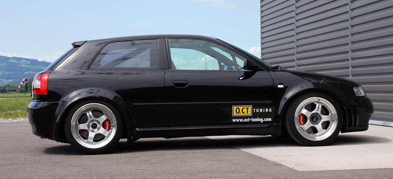 O.CT Audi S3 RWD s výkonem 550 koní!: - fotka 7