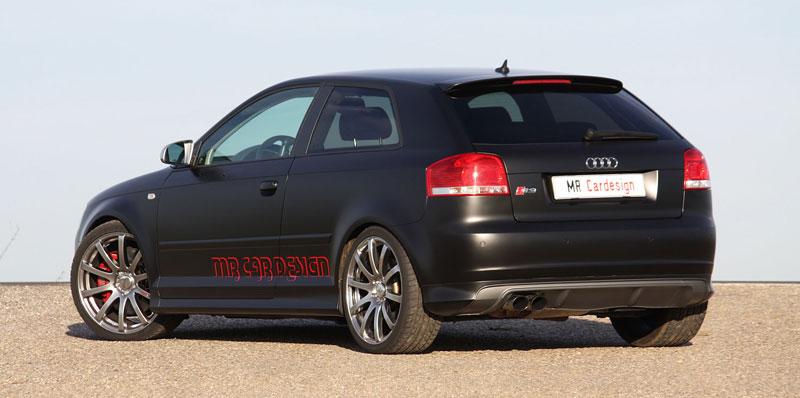 Audi S3 Black Performance Edition: 337 koní od MR Car Design: - fotka 5
