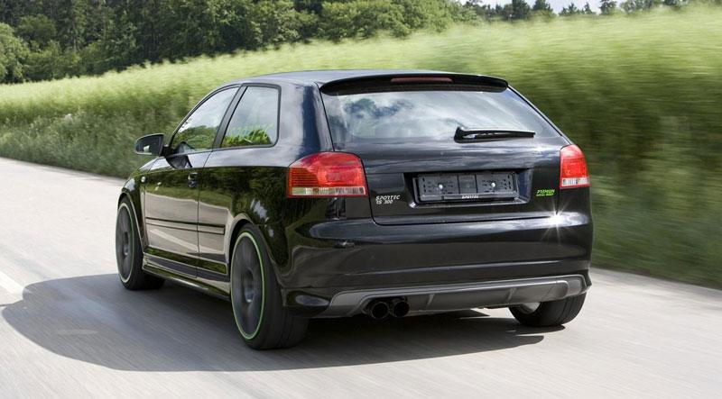 Sportec: 323 koní nejen pro Audi S3: - fotka 9