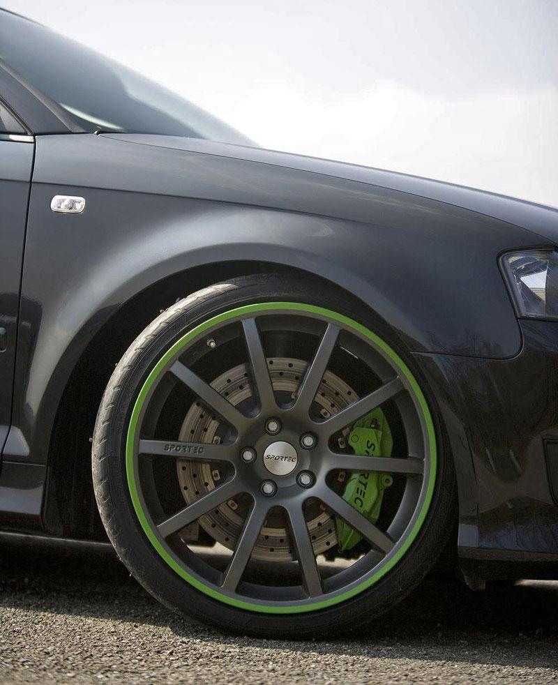 Sportec: 323 koní nejen pro Audi S3: - fotka 12