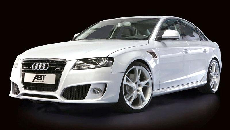 Audi S4 od ABT: 435 koní pro třílitr s kompresorem: - fotka 1
