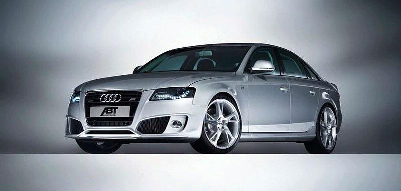 Audi S4 od ABT: 435 koní pro třílitr s kompresorem: - fotka 2