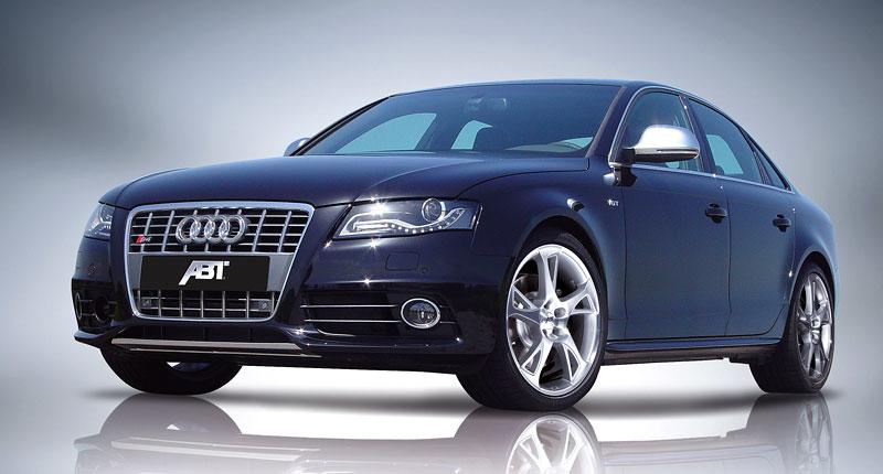 Audi S4 od ABT: 435 koní pro třílitr s kompresorem: - fotka 3