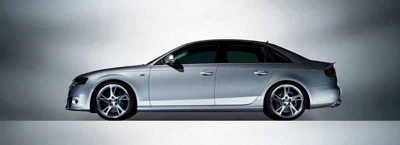 Audi S4 od ABT: 435 koní pro třílitr s kompresorem: - fotka 4