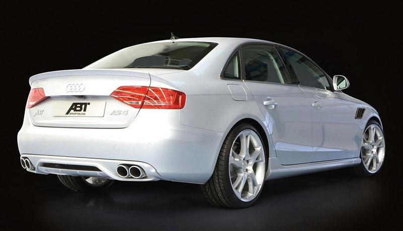 Audi S4 od ABT: 435 koní pro třílitr s kompresorem: - fotka 5