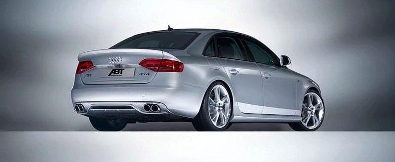 Audi S4 od ABT: 435 koní pro třílitr s kompresorem: - fotka 6