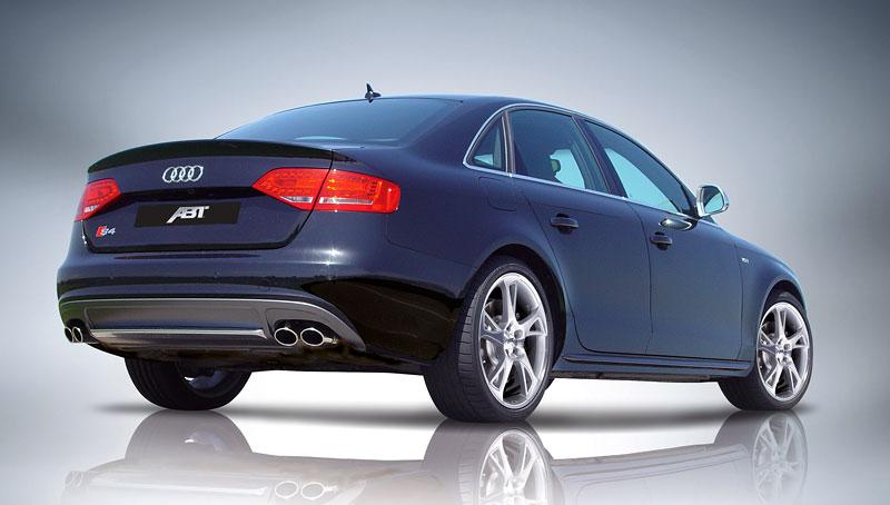 Audi S4 od ABT: 435 koní pro třílitr s kompresorem: - fotka 7