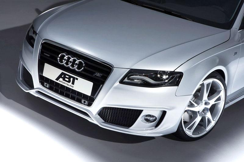 Audi S4 od ABT: 435 koní pro třílitr s kompresorem: - fotka 8