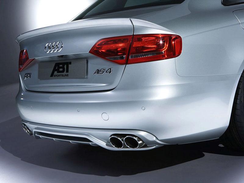 Audi S4 od ABT: 435 koní pro třílitr s kompresorem: - fotka 9