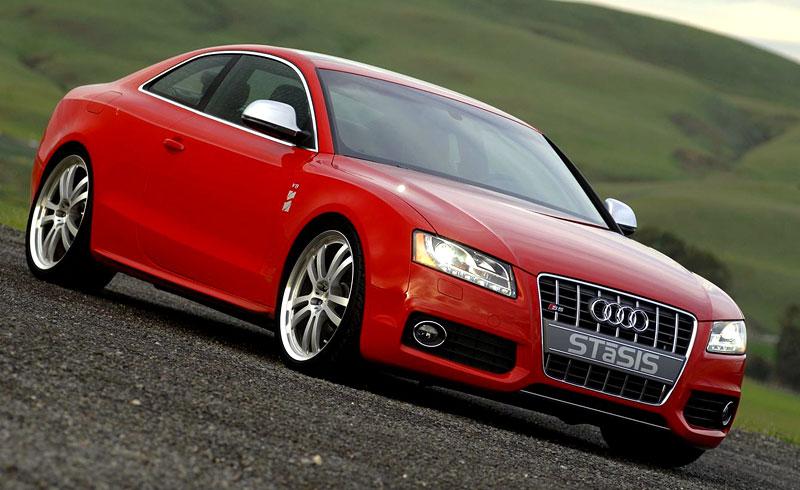 Stasis Audi S5: z rychlého ještě rychlejší: - fotka 1