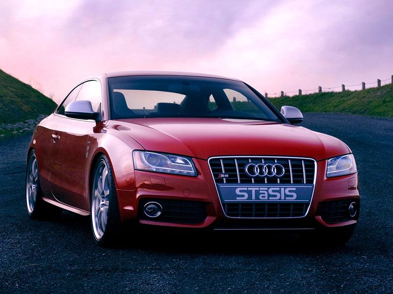 Stasis Audi S5: z rychlého ještě rychlejší: - fotka 2