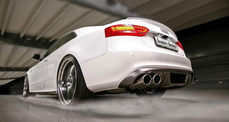 White Beast: Audi S5 po zákroku Senner Tuning: - fotka 13