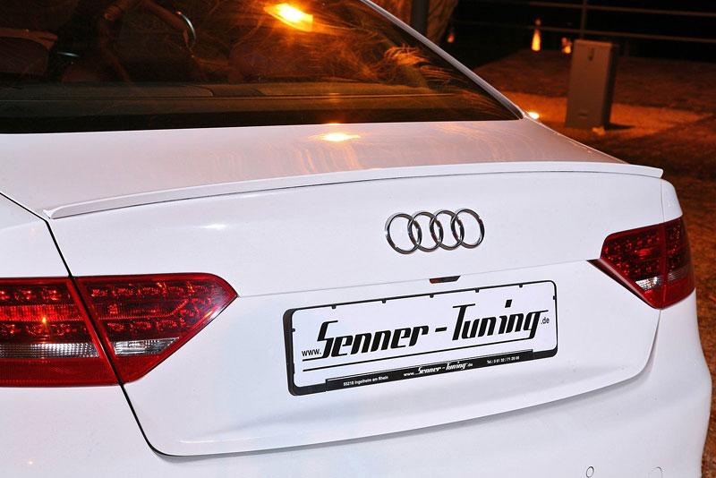 White Beast: Audi S5 po zákroku Senner Tuning: - fotka 18