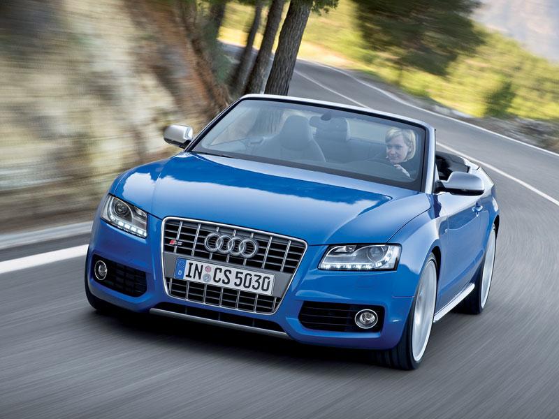Za volantem: Audi A5 Cabriolet: - fotka 51