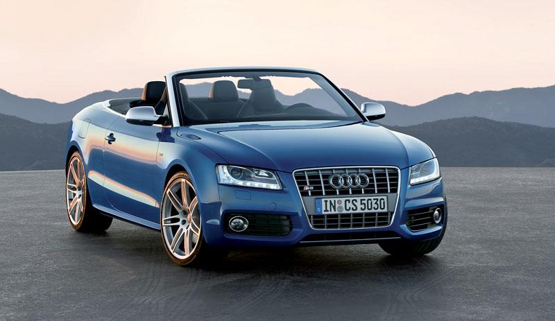 Za volantem: Audi A5 Cabriolet: - fotka 53