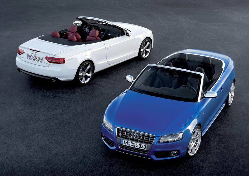 Za volantem: Audi A5 Cabriolet: - fotka 56