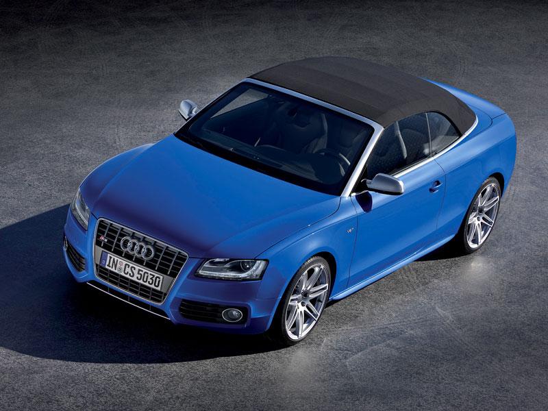Za volantem: Audi A5 Cabriolet: - fotka 57