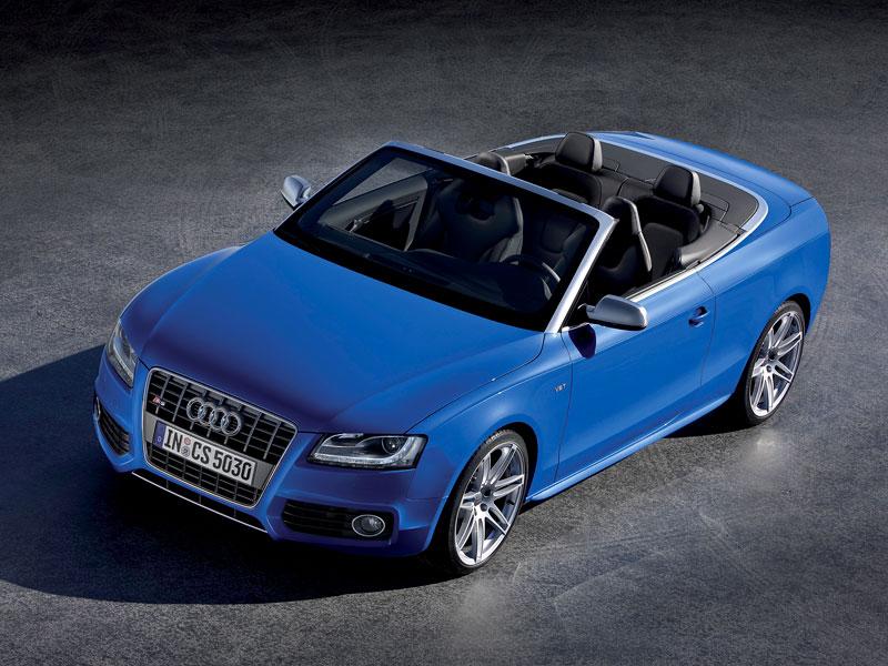 Za volantem: Audi A5 Cabriolet: - fotka 58