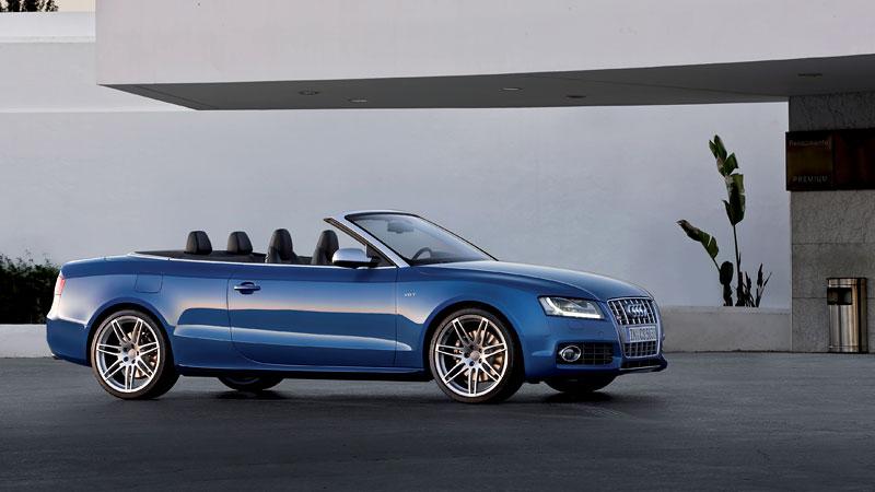Za volantem: Audi A5 Cabriolet: - fotka 59
