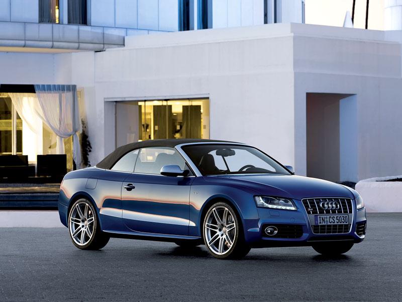 Za volantem: Audi A5 Cabriolet: - fotka 60