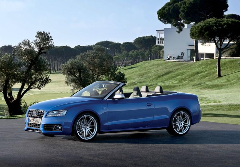 Za volantem: Audi A5 Cabriolet: - fotka 61