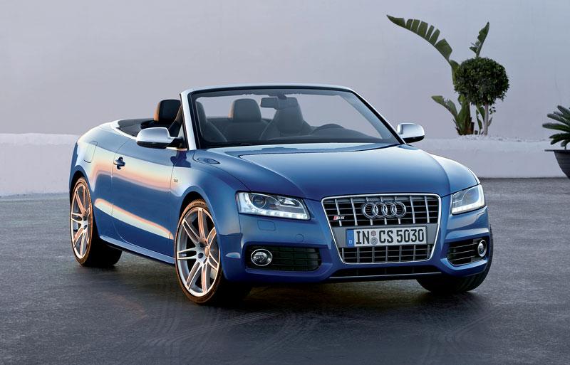 Za volantem: Audi A5 Cabriolet: - fotka 62