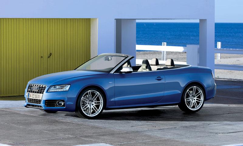 Za volantem: Audi A5 Cabriolet: - fotka 64