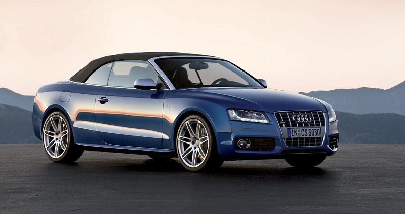 Za volantem: Audi A5 Cabriolet: - fotka 65