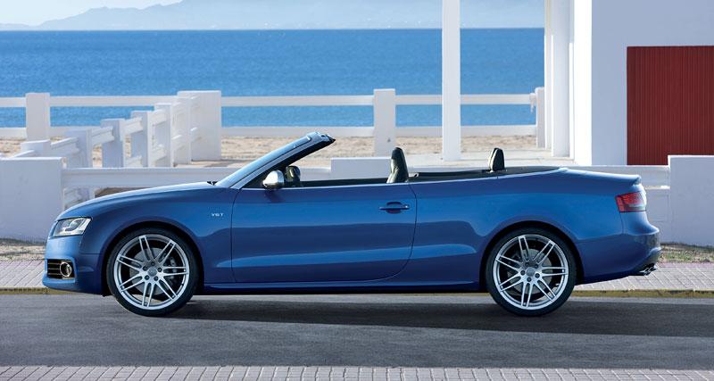 Za volantem: Audi A5 Cabriolet: - fotka 66