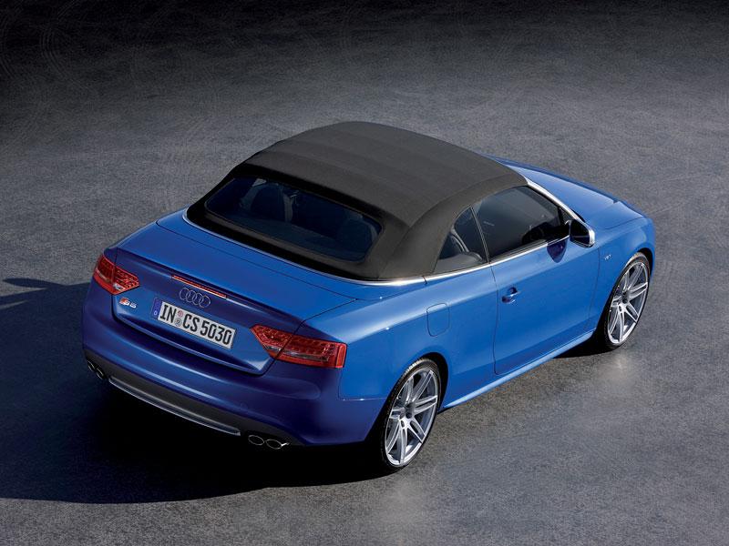 Za volantem: Audi A5 Cabriolet: - fotka 67