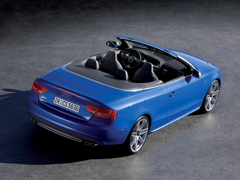 Za volantem: Audi A5 Cabriolet: - fotka 68