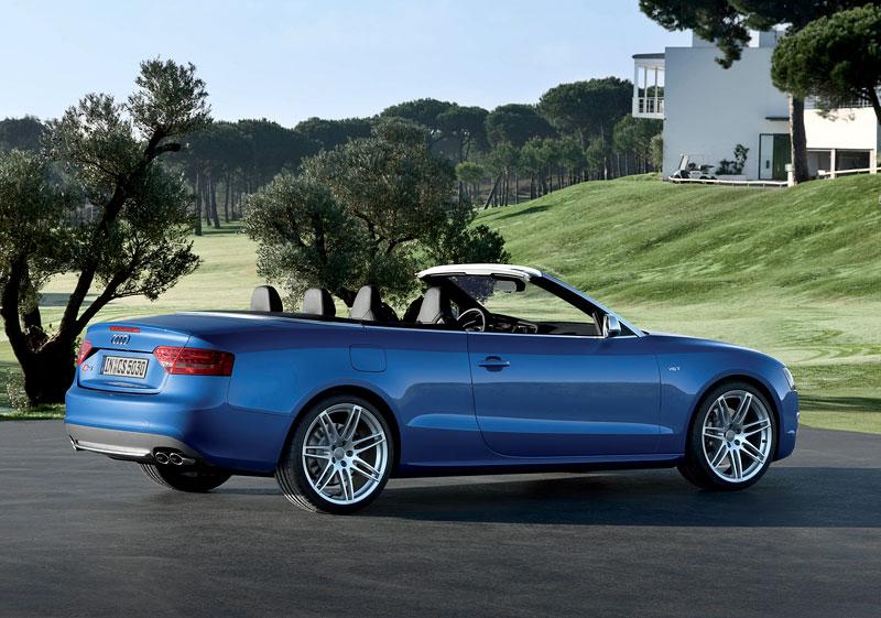 Za volantem: Audi A5 Cabriolet: - fotka 73