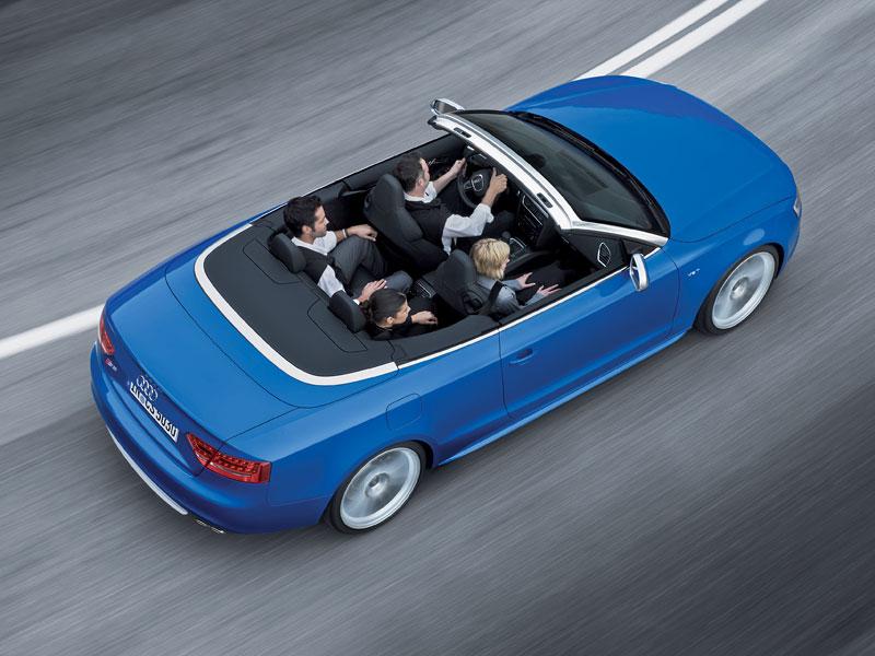 Za volantem: Audi A5 Cabriolet: - fotka 74