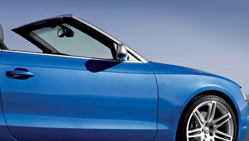 Za volantem: Audi A5 Cabriolet: - fotka 82