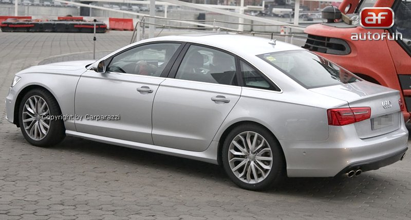 Spy Photos: Audi S6: - fotka 4