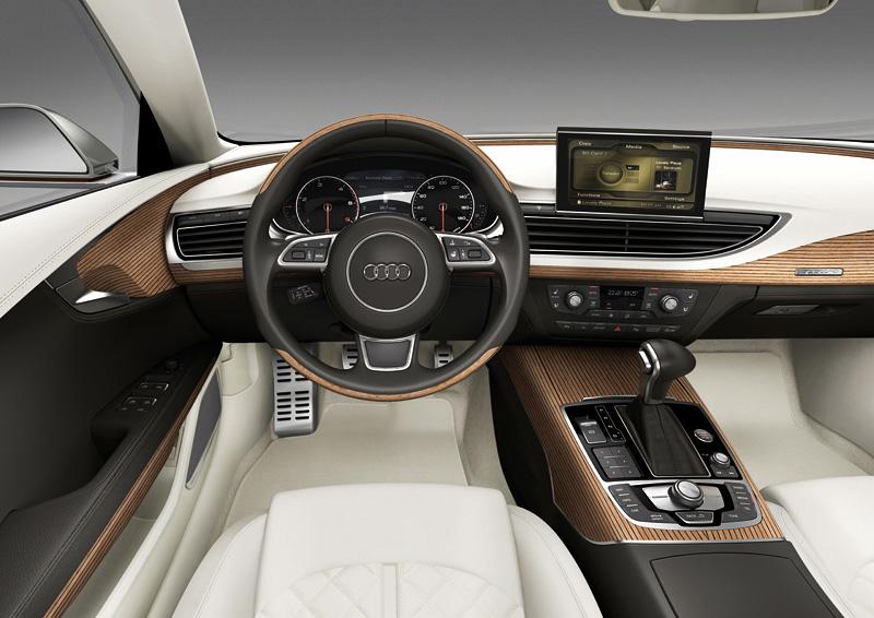 Lamborghini Estoque & Audi A9: první liga koncernu VW: - fotka 5