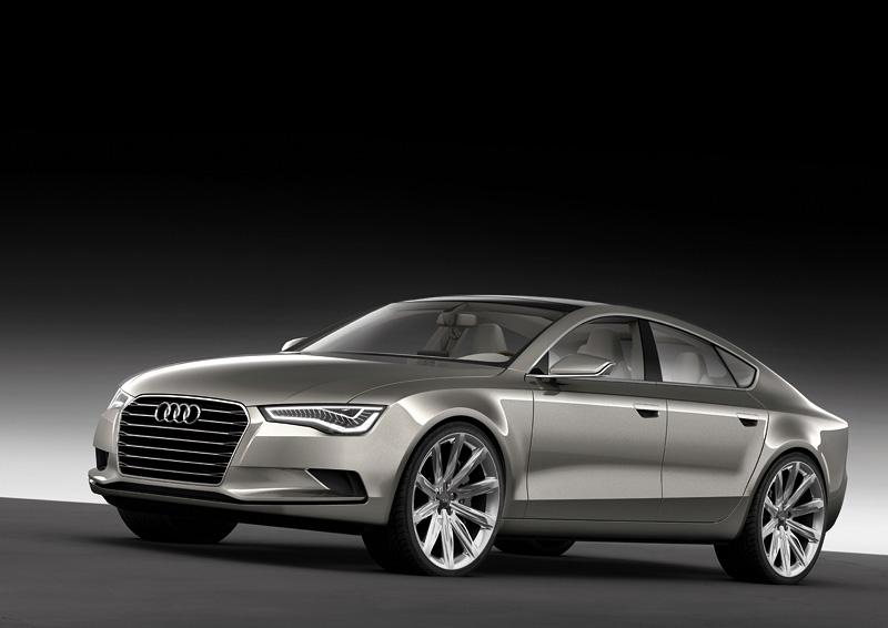 Lamborghini Estoque & Audi A9: první liga koncernu VW: - fotka 7