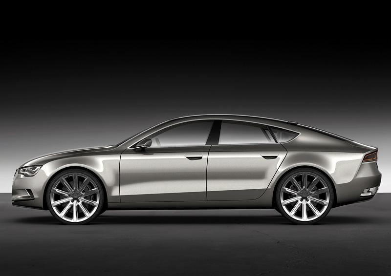 Lamborghini Estoque & Audi A9: první liga koncernu VW: - fotka 8