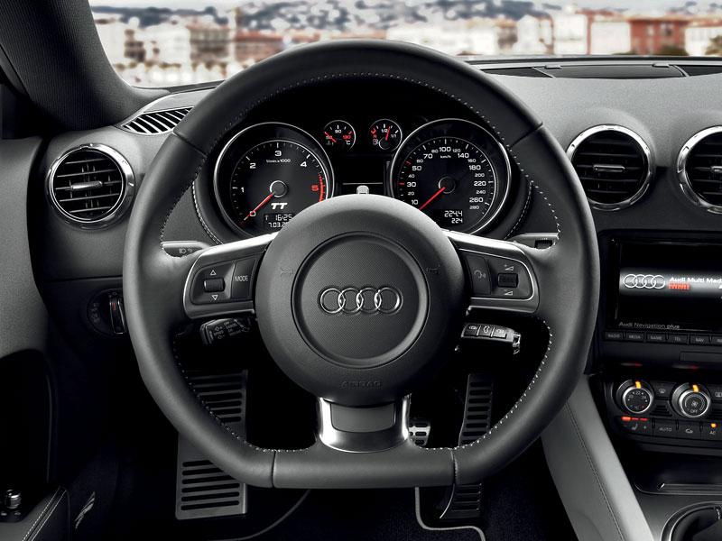 Audi TT: facelift pro autosalon v Lipsku: - fotka 1