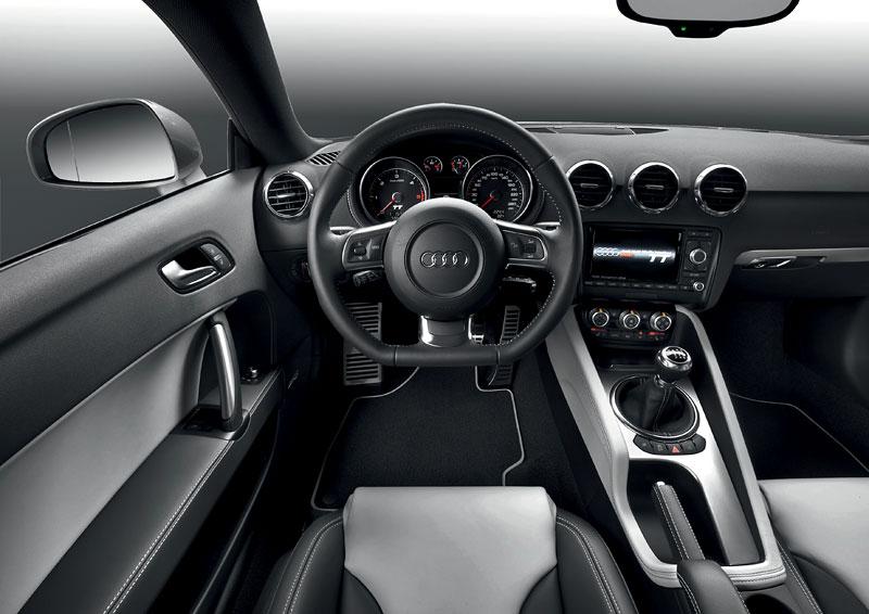 Audi TT: facelift pro autosalon v Lipsku: - fotka 2