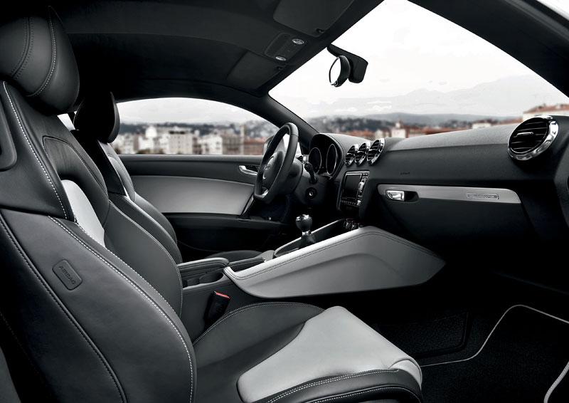 Audi TT: facelift pro autosalon v Lipsku: - fotka 4