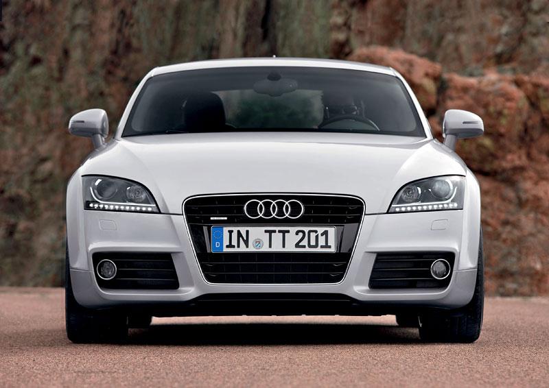 Audi TT: facelift pro autosalon v Lipsku: - fotka 6