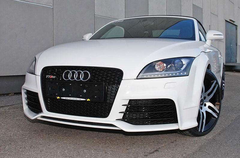 Audi TT RS by O.CT - 420 koní a 570 Nm!: - fotka 1